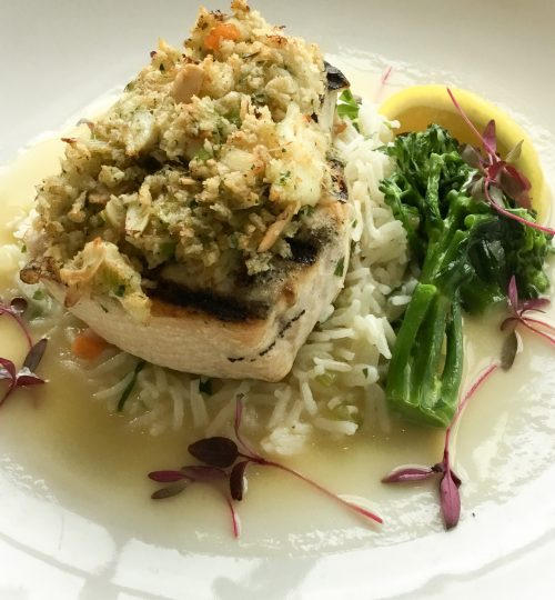 Plated Fish 2